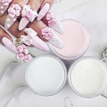 Gel-Nail-Pigment Manicure-Set-Kit Acrylic-Powder Crystal Professional Nail-Art-Decorations