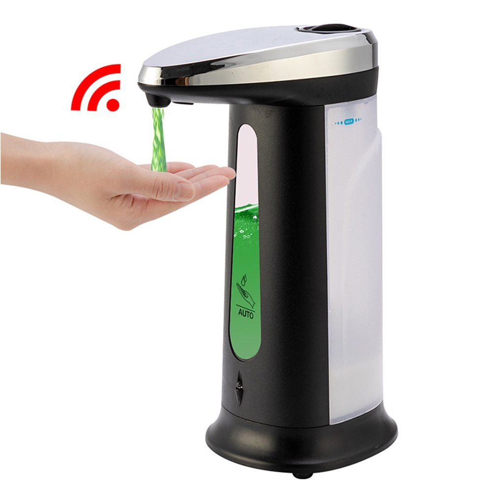 Automatic Liquid Soap Dispenser Smart Sensor Soap Dispensador Touchless Abs Soap Dispenser For Kitchen Bathroom