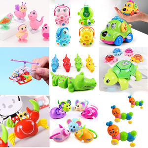Toys Clockwork Best-Selling Small Cartoon Animal Creative Children's New Manufacturers