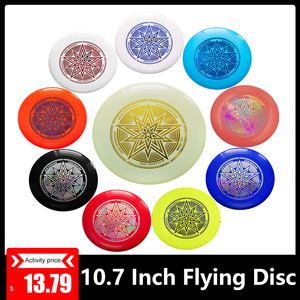 1PC Professional 10.7 Inch 175g Ultimate Outdoor Flying Disc Children Adult Playing Flying Saucer Game Flying Disk Competition