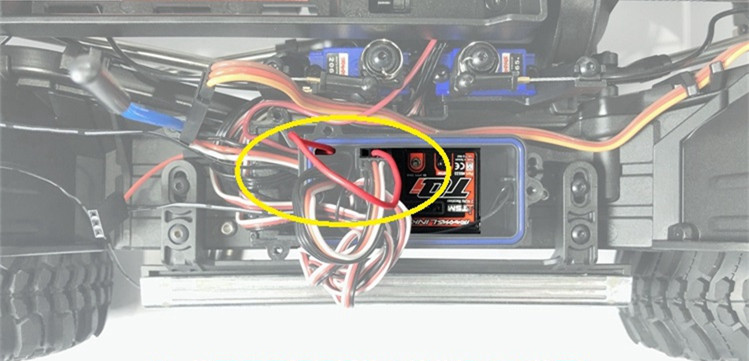 traxxas trx6 g63 6x6 rc carro atualizar peças