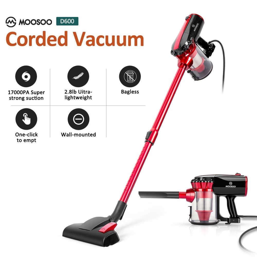 Vacmaster Cordless Vacuum Cleaner Stick Handheld Vacuum 2-in-1 Wall Mounted