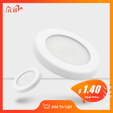 LED Downlight Mini Surface Mounted 220V 240V 3W 5W 7W Panel Spot Light Ultra thin Indoor Lighting Home Kitchen Cabinet Lamp