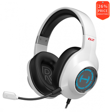 Edifier G2 II RGB Dynamic Backlighting Effect 7.1 Surround Stereo USB Gaming Headset With A Wired Microphone To Reduce Noise(China)