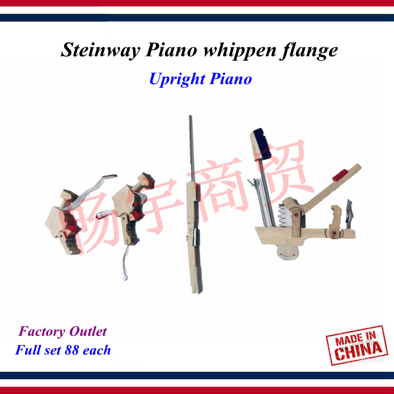 Piano Tuning Tools Accessories Steinway Style Upright Piano Whippen Flange Factory Outlet Full Set 88 Each Piano Parts