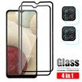 Защитное стекло для Samsung Galaxy A12, Защитное стекло для Samsung A12 2020, Защитная пленка для объектива камеры Sansung A 12