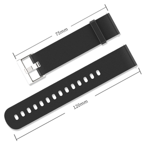 Image 3 - רצועת יד עבור Xiaomi Huami Amazfit GTS צמיד 20mm צמיד סיליקון מקרה כיסוי מגן אביזרי עבור Amazfit GTS להקה