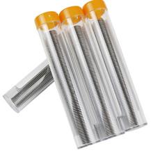 1 0mm 40 60 cyna żywica Flux rdzeń żywiczny lutowany drut lutowniczy i długopis Tube dozownik cyna drut rdzeniowy drut lutowniczy narzędzie cheap Suitable for all kinds of electronic instruments Cyny YZS418