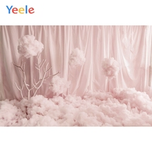 Yeele Wedding Party Photocall Flower Decor Branch Photography Backdrops Personalized Photographic Backgrounds For Photo Studio