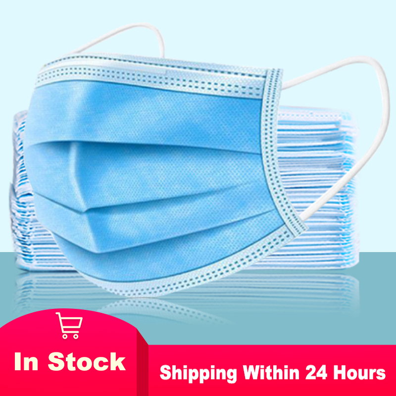 Mouth Mask Men Women Cotton Anti Dust Mask Mouth Mask Windproof Mouth-muffle Bacteria Proof Flu Face Masks