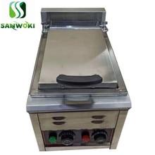 Электрическая жареная булочная машина Жареная Машина guotie машина японский стиль жареный пельмень машина фритюрница
