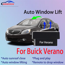 Auto Window Closer For Buick Verano 2014-2016 Glass Car Accessory Remote Controller OBD Automatic Sunroof Open plug and play car auto sunroof closing closer for mitsubishi outlander automatic closing device of sunroof for automobile