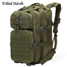 Tactical Backpack Military-Army Camouflage Rucksack Molle Travel Hunting Waterproof Camping Outdoor