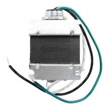 Hot Metal Campanello Trasformatore per Anello Nido di Video Campanello Pro, 16V 30VA Cablata Campanello universa utilizzando per molti campanello