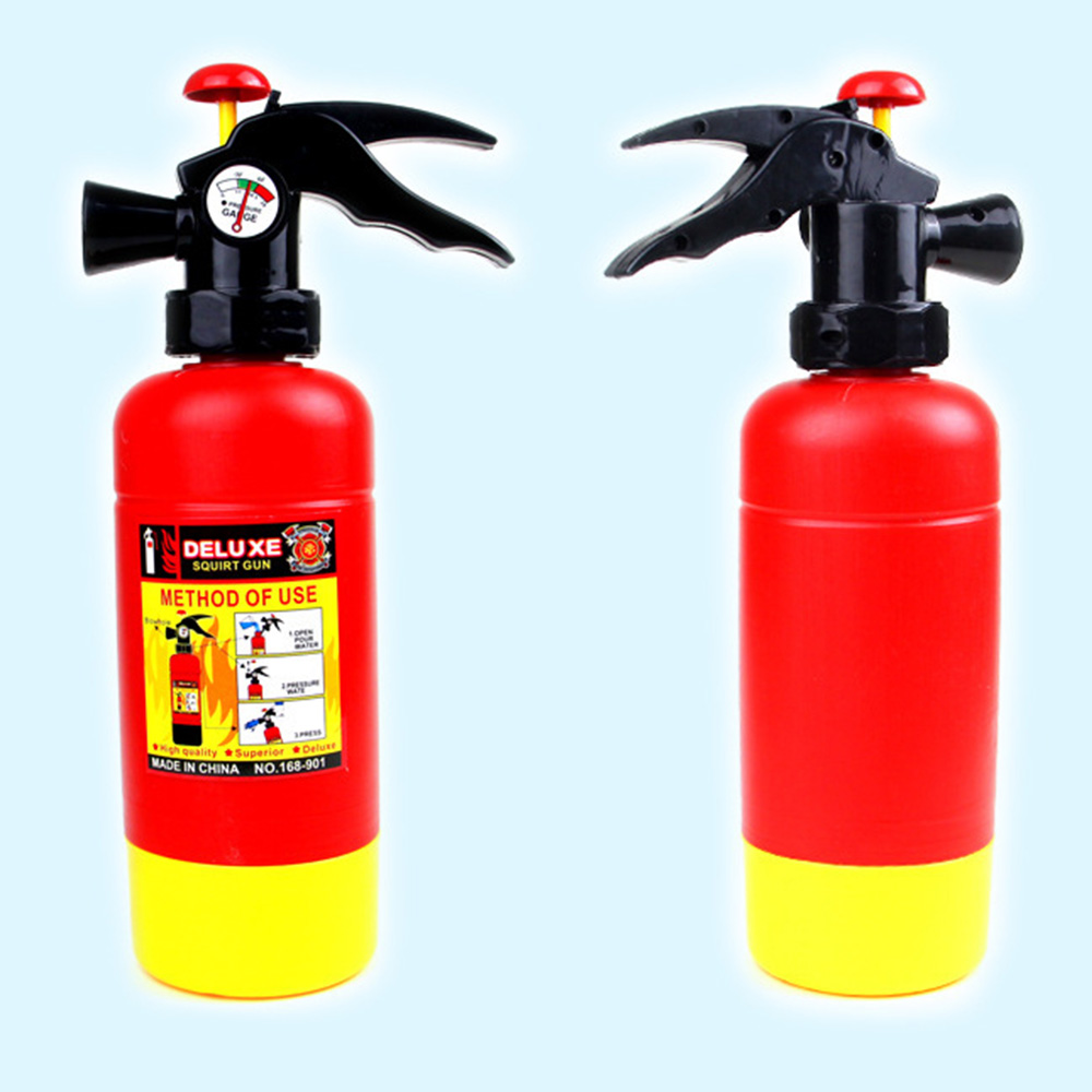Baby Water Gun Toy Fire Extinguisher Air-filled Hild Beach Big Game Shooting Pistol High Pressure Soaker Pump Action Outdoor J74