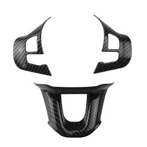 Image 4 - Zlord 3 Teile/satz Auto Lenkrad Dekoration Abdeckung Trim Aufkleber Fit für Peugeot 2008 208 308 2014 2015 2016 2017 2018 2019