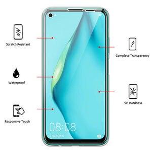 Чехол с полным покрытием 360 градусов для Huawei P40 P30 P20 Lite Mate 30 20 Pro P Smart Plus 2019 Z Y5 Y6 Prime Y7 2018, двухсторонний силиконовый чехол