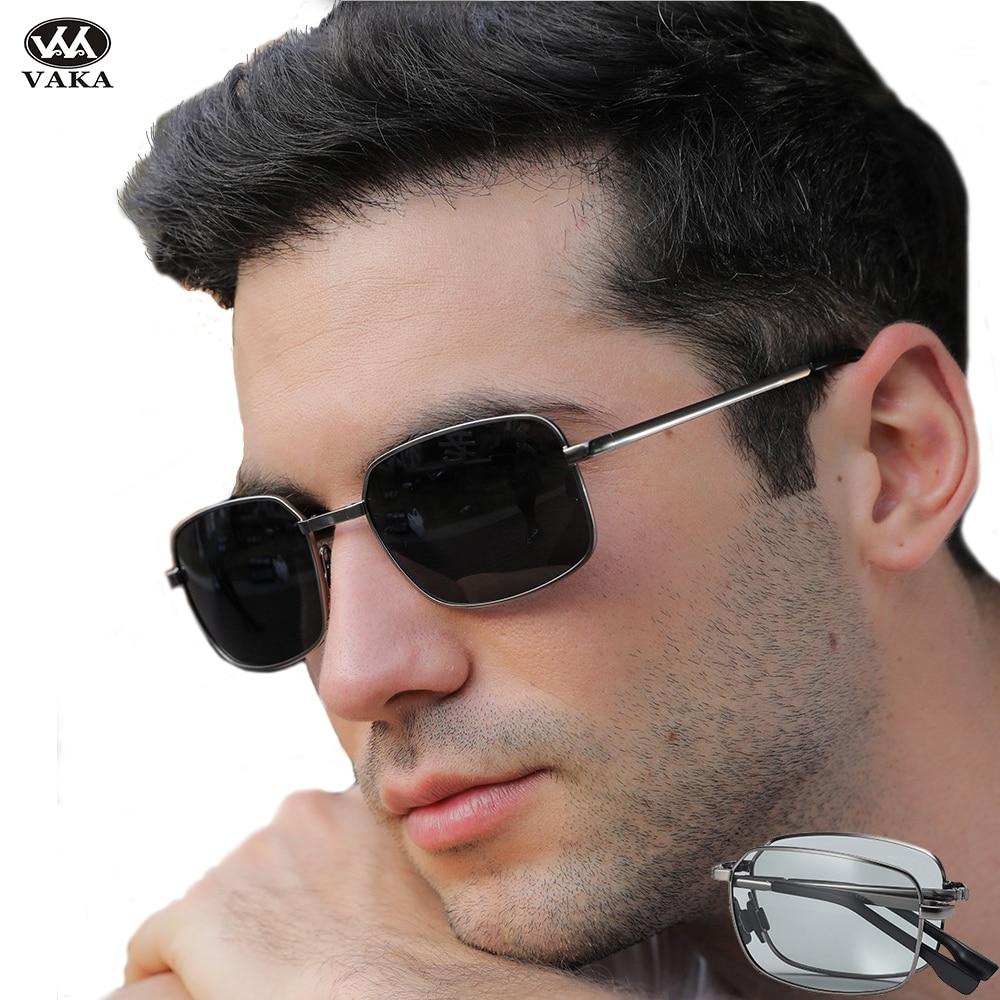 2020 New Fashion Cool Men Male Polaroid Sunglasses Sun Glasses Brand Design Glasses High Quality Oculos Sunglasses Can Be Folded