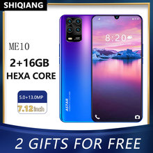 SOYES ME10 Global-Version 16GB 2GB Hexa Core Face Recognition 13MP New Android Smartphone