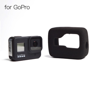 For GoPro 8 Windshield Wind No