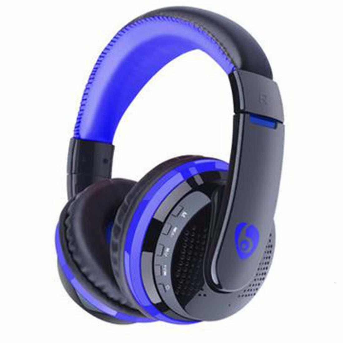 Mx666 Wireless Headphones Bluetooth Headset Foldable Headphone Adjustable Earphones With Microphone For Pc Laptop Phone Bluetooth Earphones Headphones Aliexpress