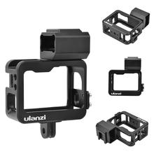 Microphone-Bracket Adapter Cold-Shoe-Mount Ulanzi For Gopro Expand-Frame Action-Camera