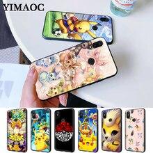 Pika Go PokeBall animal Silicone Case for Redmi Note 4X 5 Pro 6 5A Prime 7 8