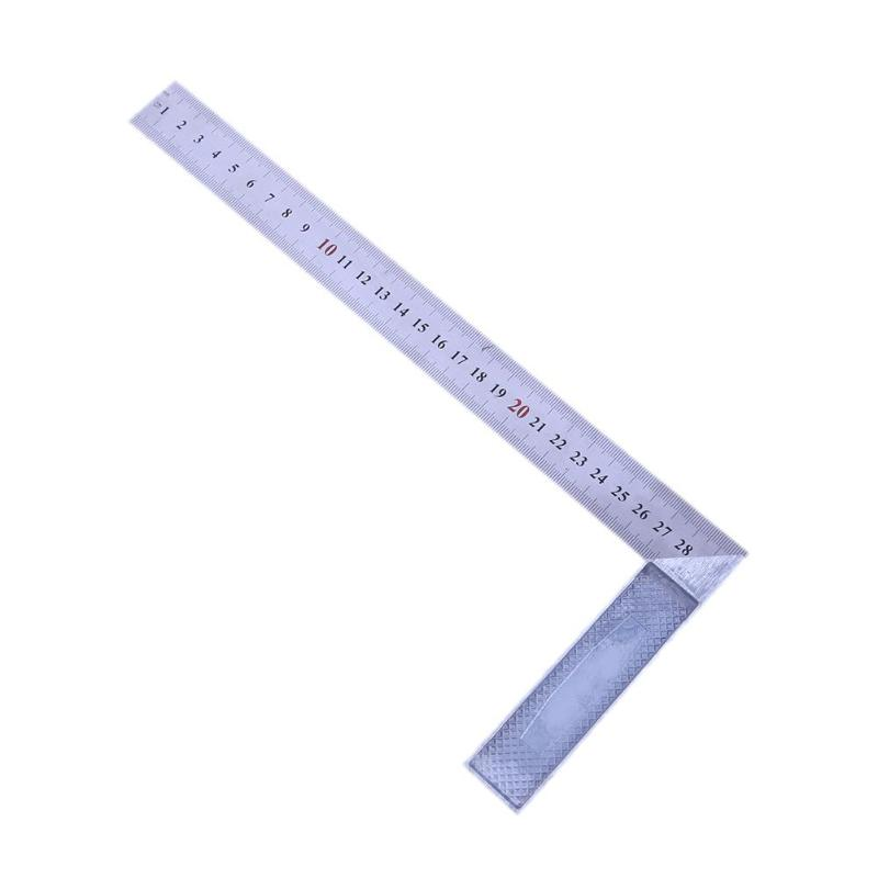medição de madeira tentar quadrado ferramenta de medição