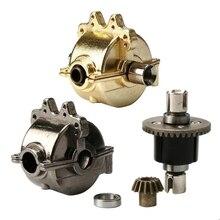 Scatola Ingranaggi di Metallo Borsette E Differenziale Set per 1/18 Wltoys A949 A959 A969 A979 Rc