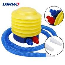 Спасательный круг насос для плавания бассейн воздушный шар надувной