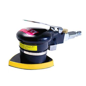 цена на Triangle Pneumatic Sanding Machine Sandpaper Air Sander Polishing Grinding Car