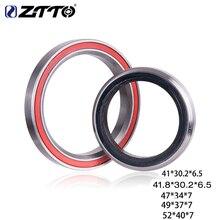 ZTTO – roulements en acier pour casque de vélo, 41 41.8 47 49 52mm, uniquement les roulements de réparation pour 28.6 44mm 30mm 40mm, accessoires de bicyclette