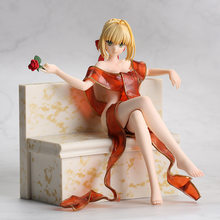 New Anime Aniplex Fate / Grand Order The Last Nero Claudius Red sabre accappatoio Sexy Girls PVC Action Figure Collection Model Toy