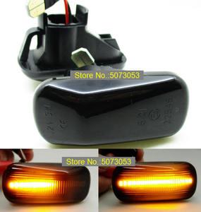 Image 2 - 2PCS dynamic Led Side Marker Turn Signal repeater Light lamp For Honda Civic Acura S2000 Integra Accord RSX DC5 NSX NA1 NA2