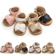 2020 New Baby Girls Sandals Toddler Princess Shoes for Summe