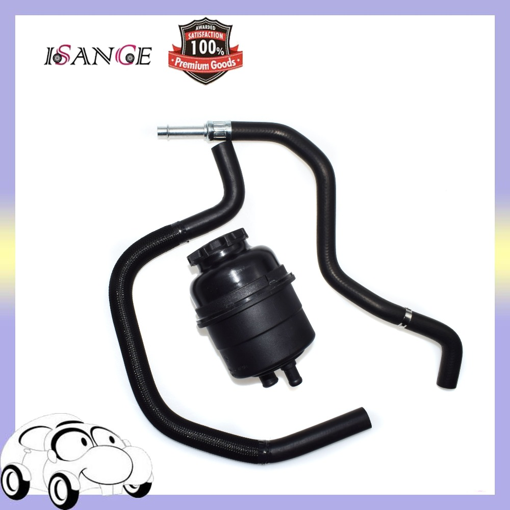 For 2001-2003 525i 530i 1997-2000 528i Power Steering Reservoir w//Hose Kit New