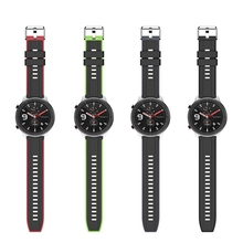 TPU Silicone Band For Xiaomi Huami Amazfit GTR 47MM 42MM Fashion Smart Watch Sport Replaceable Strap Stratos 2 2S