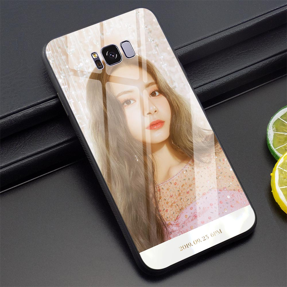 Twice Kpop <font><b>Tempered</b></font> <font><b>Glass</b></font> Phone Cover for Galaxy S10 <font><b>Case</b></font> <font><b>Samsung</b></font> Note 8 9 10 Plus S7 Edge S8 S9 A10 A20 A30 A40 A50 A60 <font><b>A70</b></font> image