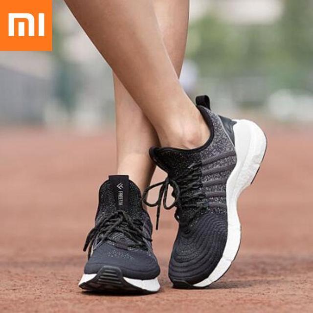 Freiheit Xiaomi FREETIE Laufschuhe männer Stilvolle Atmungs Schock absorbieren Sneaker Xiaomi Licht Gewicht Outdoor Sport Schuhe