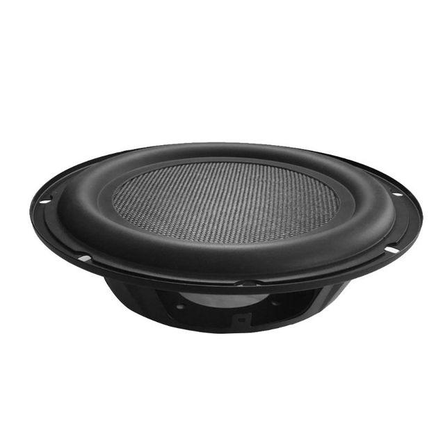 Głośniki Audio pasywny grzejnik 8 Cal membrany grzejniki basowe głośnik Subwoofer naprawa części akcesoria DIY kino domowe