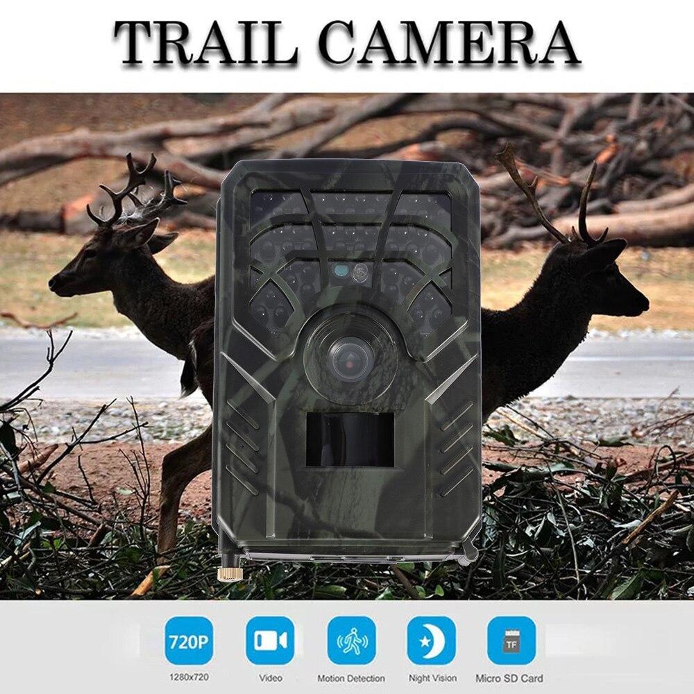 Pr300c night wildlife câmera de reconhecimento foto