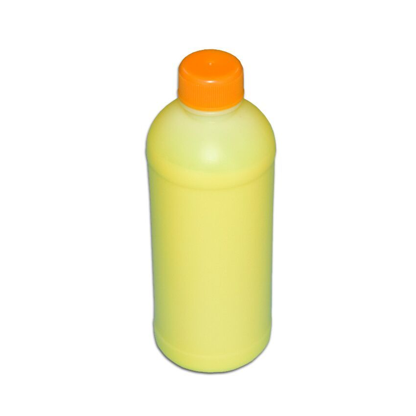 1 Piece Yellow Color 500ml Textile Ink for <font><b>Epson</b></font> <font><b>F2000</b></font> R1800 R1900 R2000 1390 Printer image