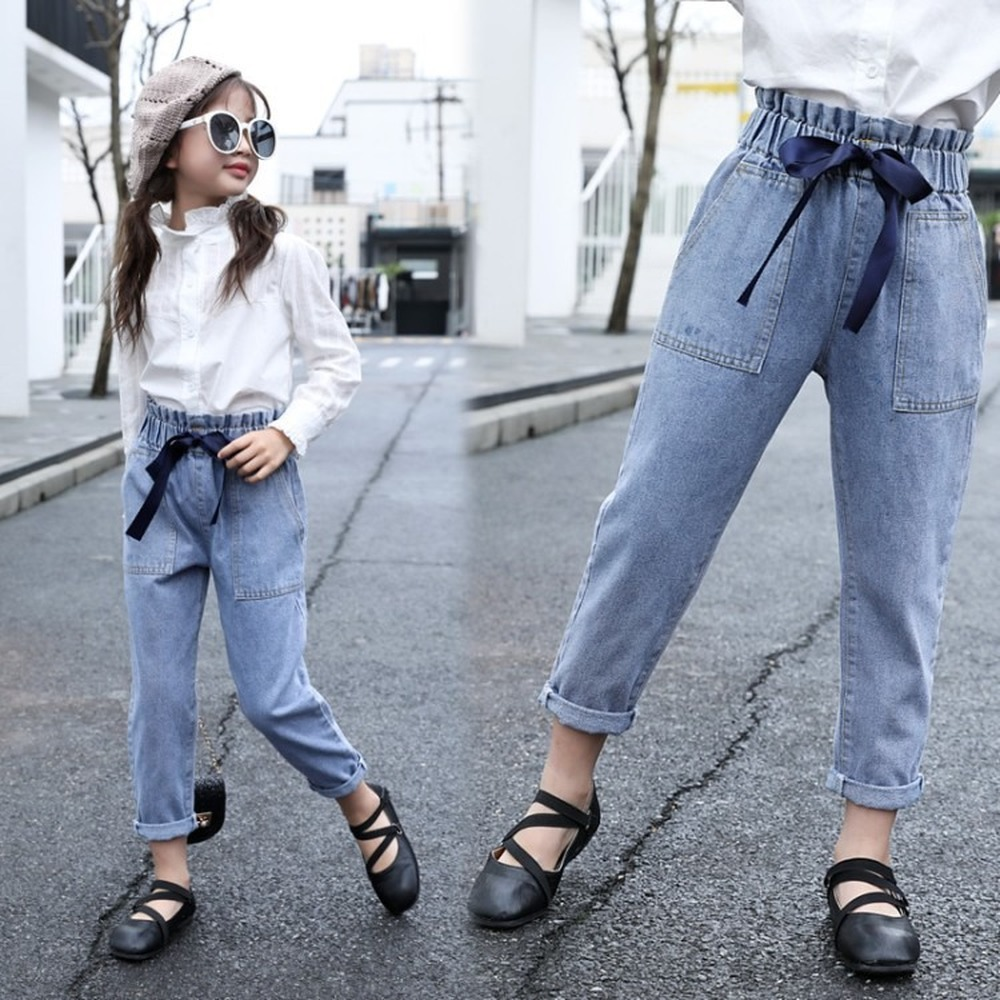 Best Top Teenage Girls Fashion Denim List And Get Free Shipping A948