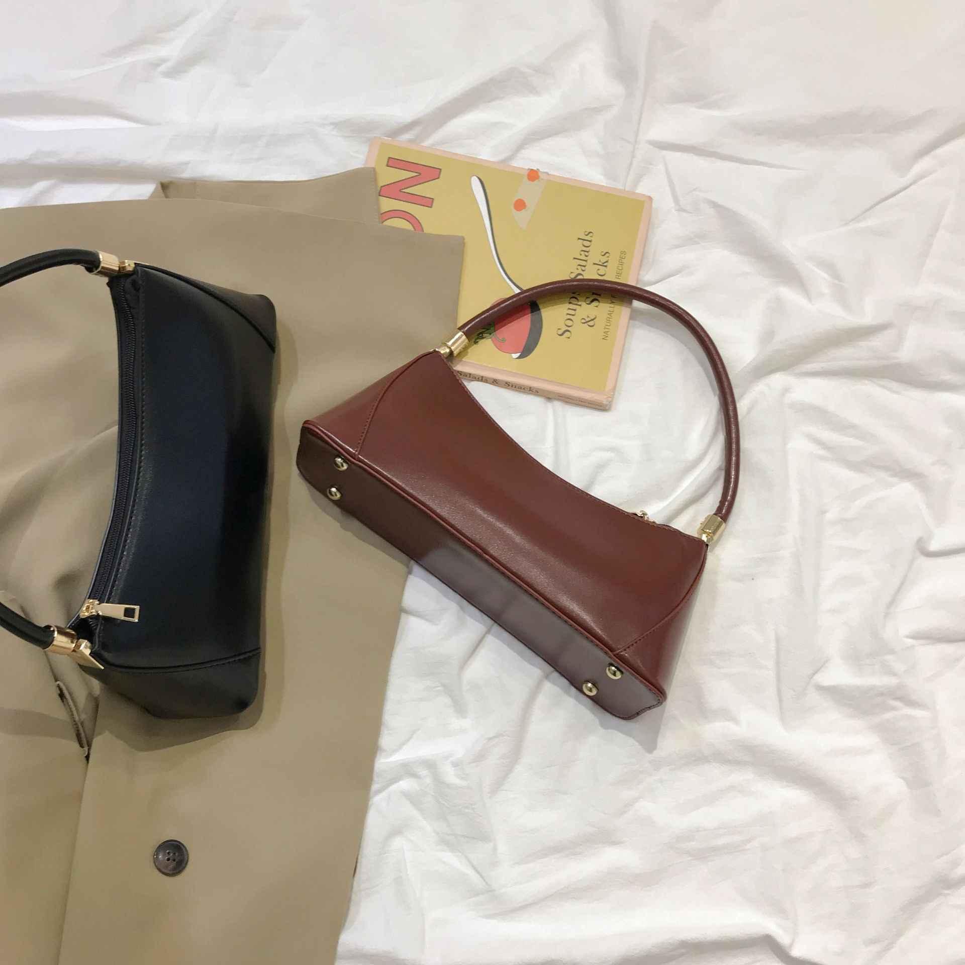 Bolsos de hombro de cuero Retro con patrón Jollque para mujer 2019 bolsos de lujo bolso de mujer bolsos de diseñador Vintage elegante para mujer