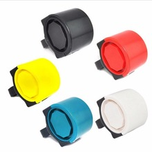 Mountain Bike Electronic Horn Waterproof Bicycle Bell Bicycle Colorful Horn Bell bicycle bike handlebar ball air horn trumpet ring bell loudspeaker noise maker free shipping