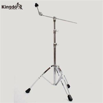 цена на Kingdo High quality cheap Stainless steel cymbal stand