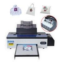 DTF 프린터 A3 엡손 R1390 DTF 프린터 직접 전송 필름 인쇄 열 프레스 인쇄 t 셔츠 스웨트 청바지 프린터