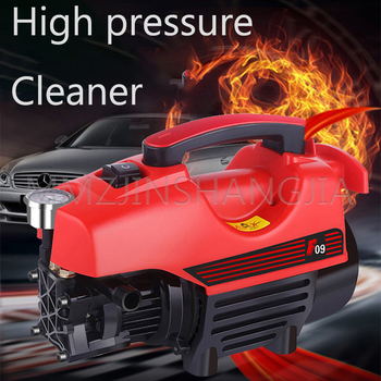 High Pressure Car Washer Household Car Washer Portable Washing Machine Electric High Pressure Rinse Car Wash Tool Cleaning Tools household 220v portable 280 high pressure cleaner high pressure washing machine car wash device car wash pump car wash