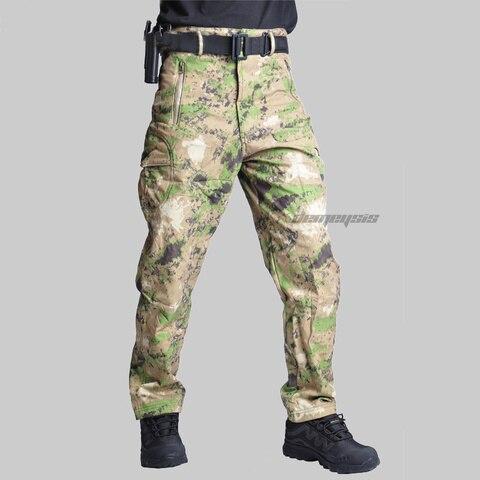 camuflagem do exercito outerwear