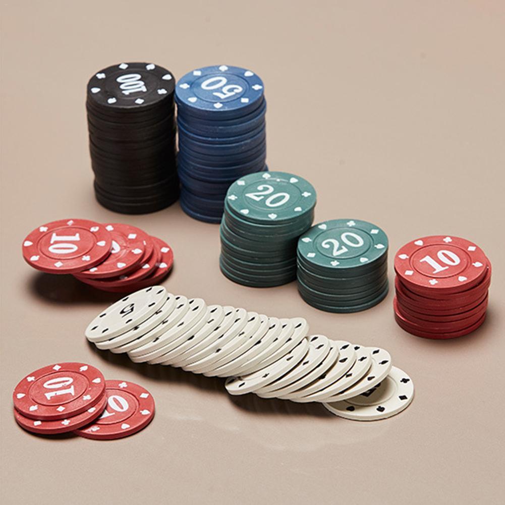 100/160 шт. фишки для покера блэкджек Техас фишки для покера профессиональный казино Pokerstars Европейский Poker Tour комплект цифровые микросхемы 4